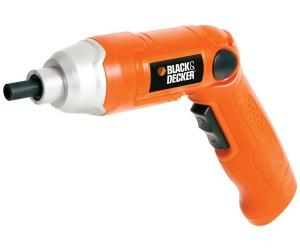Cordless screwdriver 9036